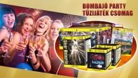 BOMBAJÓ PARTY tűzijáték csomag